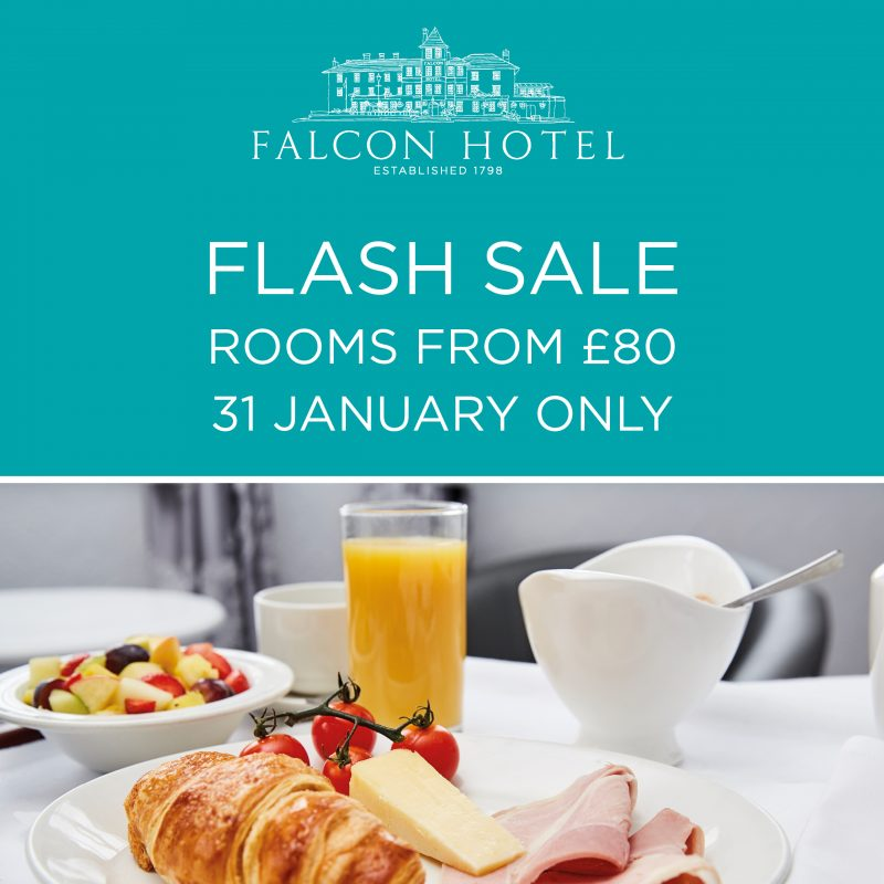 Flash sale Jan 2020 square breakfast