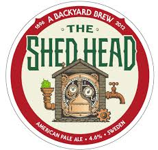 shed head logo